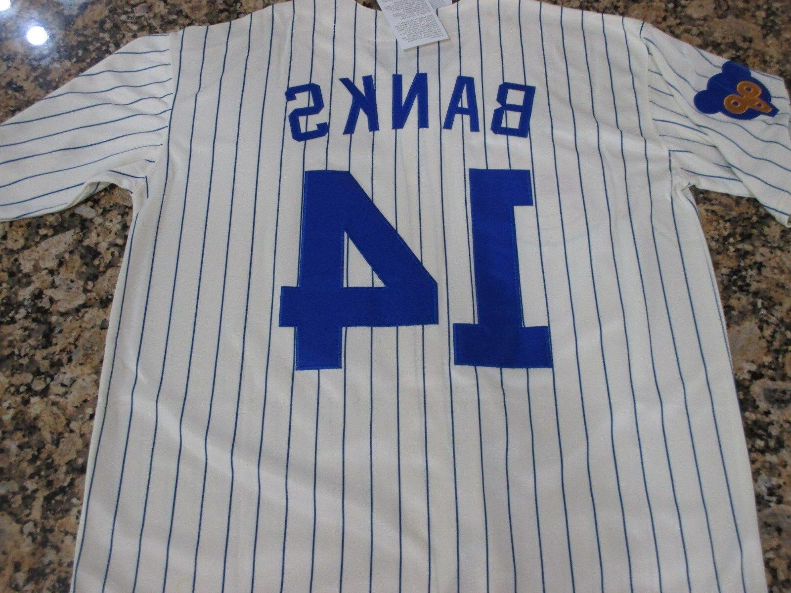 new ernie banks 14 chicago cubs vintage