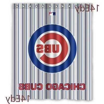 new rare chicago cubs baseball custom waterproof