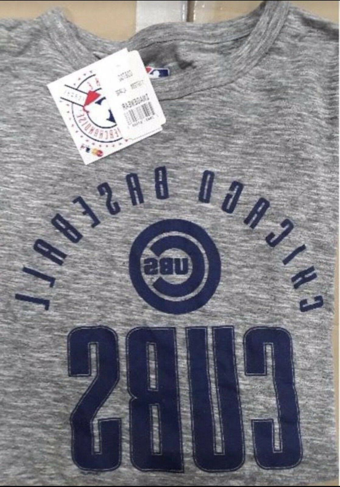 official chicago cubs adult men s tee