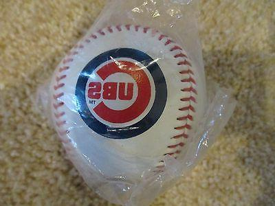 sealed mlb chicago cubs baseball w free