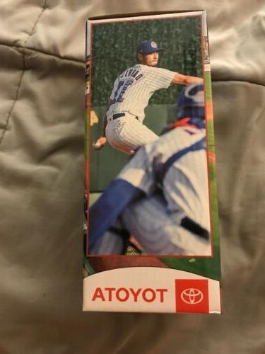 Yu Darvish Cubs 21st Game