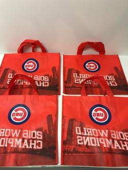 Lot Of 4 Chicago Cubs World Series Champions Cubs Toyota Log