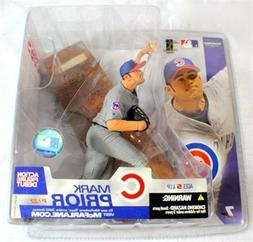 Mark Prior Chicago Cubs McFarlane action figure new MLB Cubb