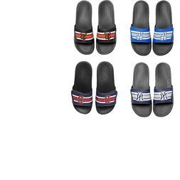 Mens MLB Baseball Legacy Sport Slide Sandals Flip Flops - Ch