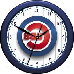 "MLB CHICAGO CUBS 10""  WALL CLOCK"