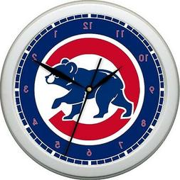 """MLB Chicago Cubs 2 10"""" Wall Clock Gift"""