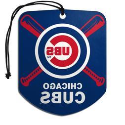 Team ProMark MLB Chicago Cubs 2-Pack Air Freshener 2-4 Day D