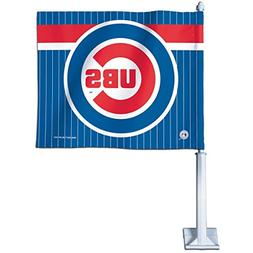 "MLB Chicago Cubs 86540011 Car Flag, 11.75"" x 14"""
