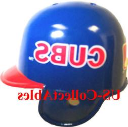 MLB Chicago Cubs Baseball Helmet Cap Keychain Rare Classic S