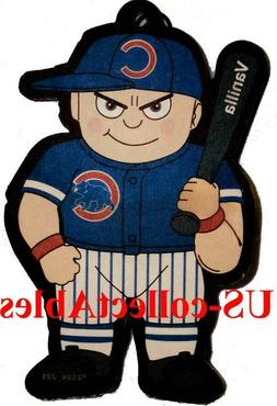 MLB Chicago Cubs Baseball Lil Sports Brat Air Freshener Souv