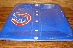"""MLB * CHICAGO CUBS Baseball Party-10 1/2"""" in. Plates  #18 Co"""