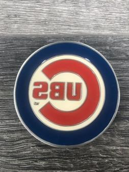 MLB Chicago Cubs Belt Buckle, New MLB OFFICIALLY LICENSED Ne