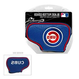 Team Golf MLB Chicago Cubs Golf Blade Putter Cover
