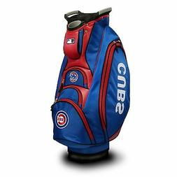 Team Golf MLB Chicago Cubs Cart Bag, Multicolor