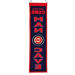 mlb chicago cubs cave banner