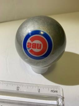 MLB Chicago Cubs Collector Silver Pool / Billiard Cue Ball