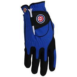 Zero Friction MLB Chicago Cubs Golf Glove, Left Hand