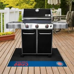 MLB - Chicago Cubs Grill Mat Tailgate Accessory