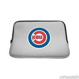 mlb chicago cubs laptop sleeve case bag