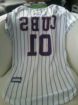 MLB Chicago Cubs Licensed Pet Jersey 3XL up to 150 lbs NWT