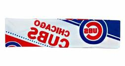 MLB Chicago Cubs Stretch Headband, White