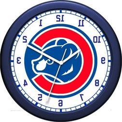 MLB CHICAGO CUBS3 WALL CLOCK