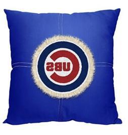 MLB Decorative Letterman Pillow, Soft & Comfortable, Throw P