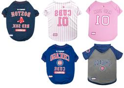 MLB Pets First Dog Pet Jerseys -  Choose Team and Size