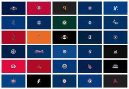 MLB Official Licensed Billiard Cloth