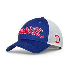 New 2017 Titleist Golf MLB Twill Mesh Hat Adjustable Chicago