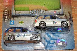 NEW CHICAGO CUBS 2006 UPPER DECK DIECAST CARS Cadillac Escal