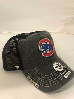 New Chicago Cubs '47 Clean Up Adjustable Snapback MLB Trucke