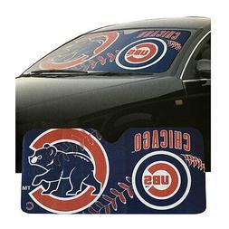 New MLB Chicago Cubs Car Truck Windshield Folding SunShade L