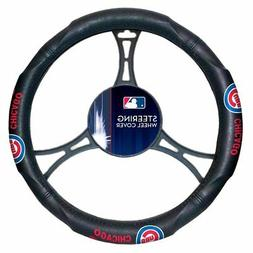 new mlb chicago cubs synthetic leather car
