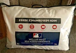 NEW! MLB CHICAGO CUBS Team High Performance Series Bed Pillo
