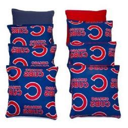 Official ACA Regulation Duck Cloth Chicago Cubs Cornhole Bag