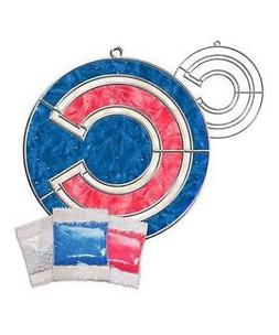 Official MLB Chicago Cubs Makit Bakit Suncatcher Ornament Cr
