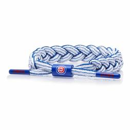 rastaclat chicago cubs braided bracelet infield mlb