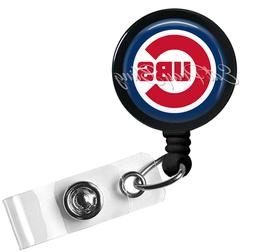 Retractable Badge Reel Name Tag ID Pull Clip Holder Lanyard