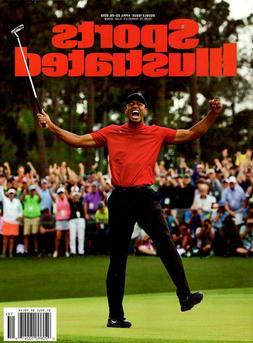 Sports Illustrated Magazine April 22-29, 2019 Golf Masters C