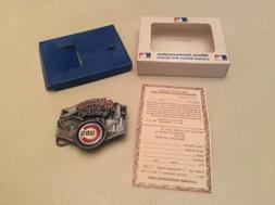 Very Rare 1988 Chicago Cubs Official Commemorative Limited E