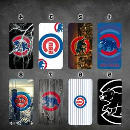 wallet case for Chicago Cubs galaxy note 9 note 3 4 5 8 J3 J