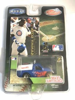 White Rose Team Collectible  CHicago Cubs Die-Cast Car and 1