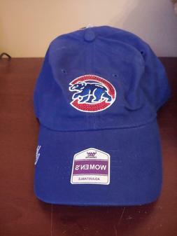 Women's Chicago Cubs Adjustable baseball cap hat brand Fan f